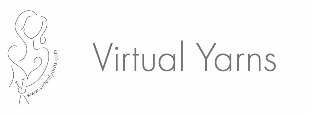 Logo for Virtual Yarns, home of Alice Starmore Yarns and Designs