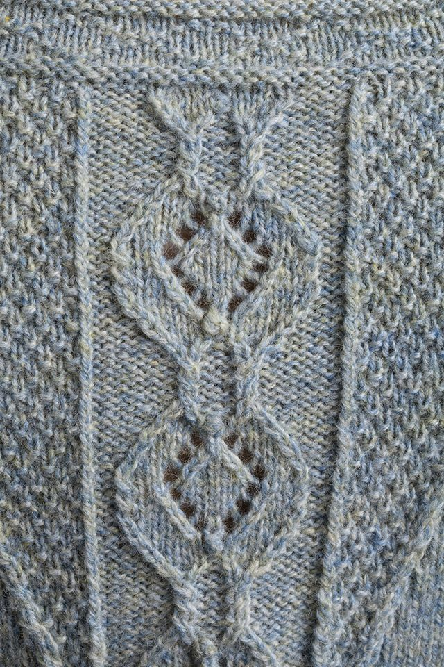 Elizabeth I hand knitwear design by Alice Starmore from the book Tudor Roses