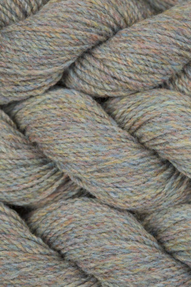 Alice Starmore Hebridean 2 Ply pure new British wool hand knitting Yarn in Pebble Beach colour