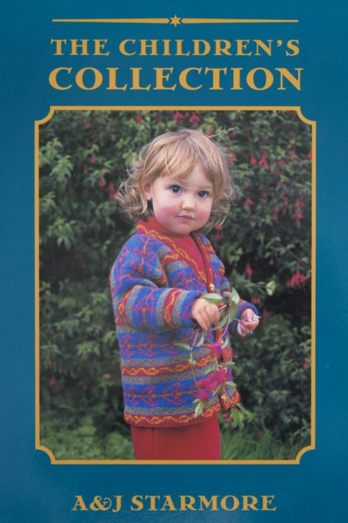 The Children's Collection by Alice & Jade Starmore, book of hand knitwear designs