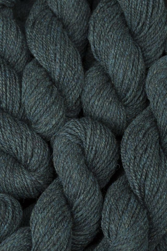 Alice Starmore Hebridean 2 Ply pure new British wool hand knitting Yarn in Calluna colour