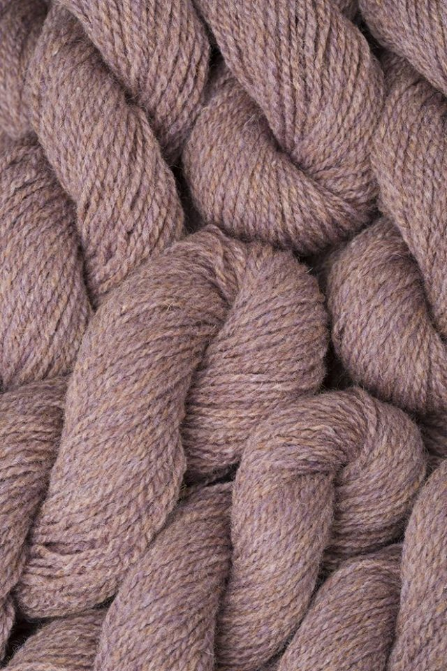 Alice Starmore Hebridean 2 Ply pure new British wool hand knitting Yarn in Driftwood colour