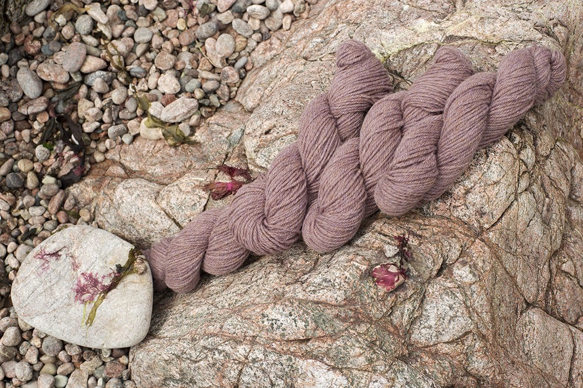 Alice Starmore Hebridean 3 Ply pure new British wool hand knitting Yarn in Driftwood colour