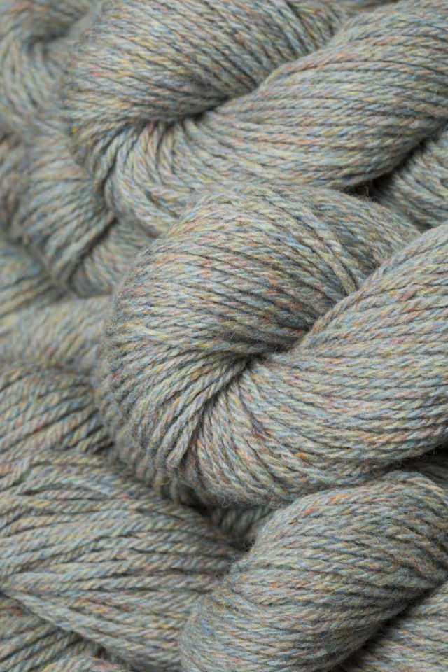 Alice Starmore Hebridean 3 Ply pure new British wool hand knitting Yarn in Pebble Beach colour
