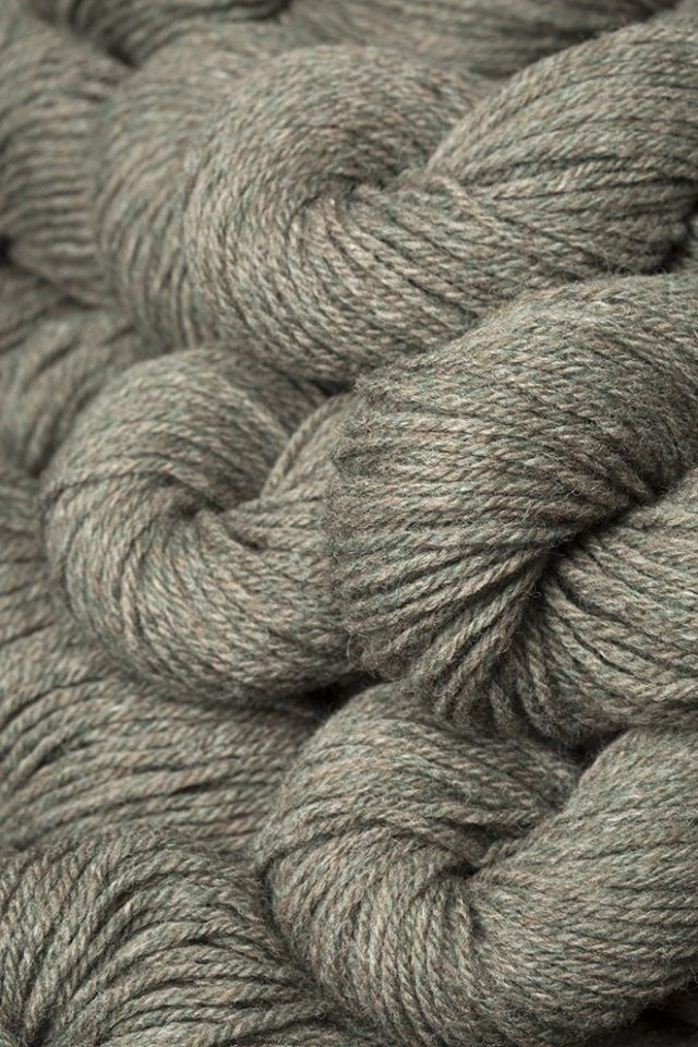 Alice Starmore Hebridean 3 Ply pure new British wool hand knitting Yarn in Sea Ivory colour