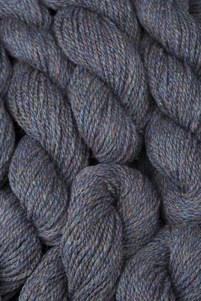 Alice Starmore Hebridean 2 Ply pure new British wool hand knitting Yarn in Selkie colour