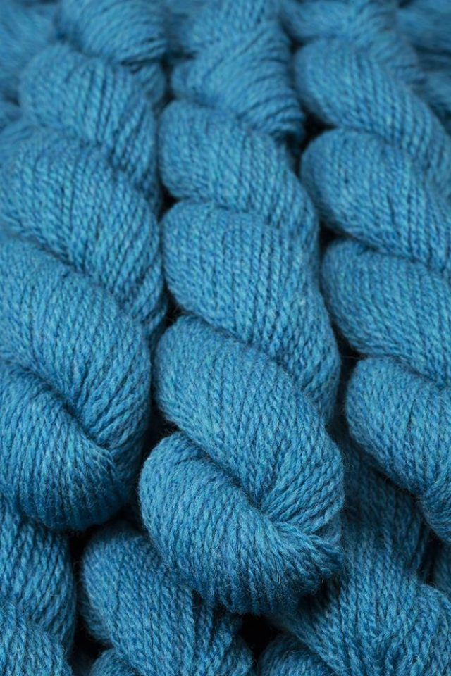 Alice Starmore Hebridean 2 Ply pure new British wool hand knitting Yarn in Strabhann colour