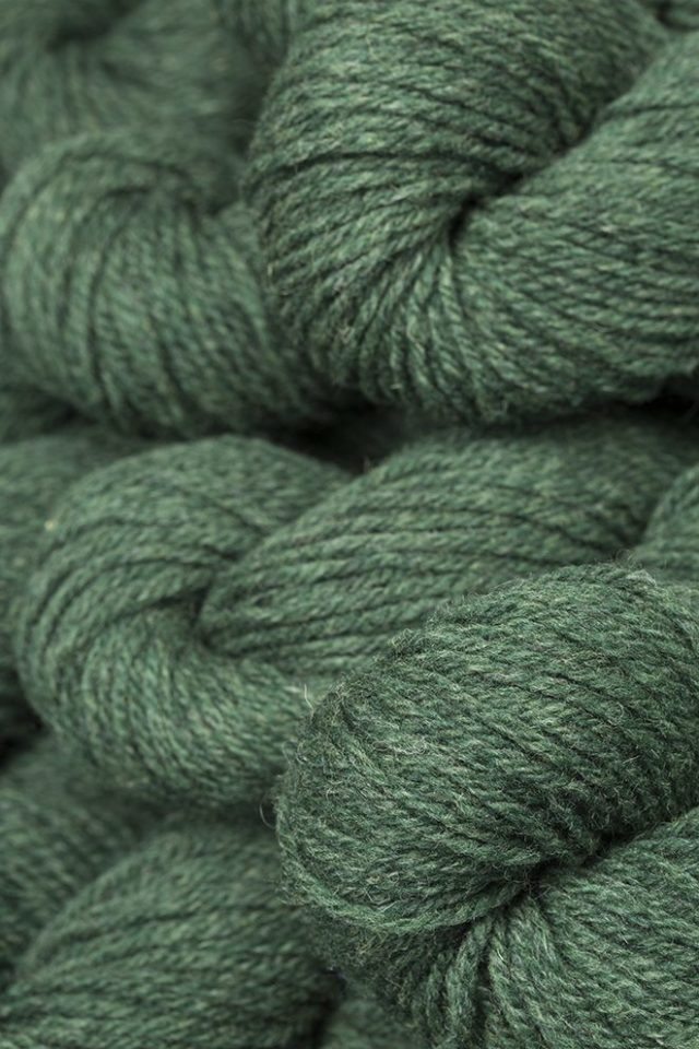 Alice Starmore Hebridean 3 Ply pure new British wool hand knitting Yarn in Bogbean colour