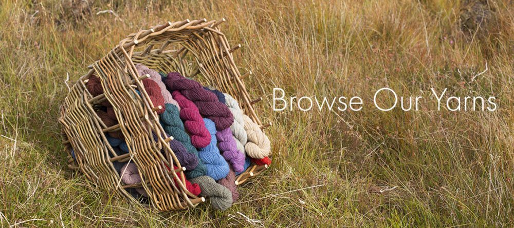 Alice Starmore hand knitting Yarns & Designs