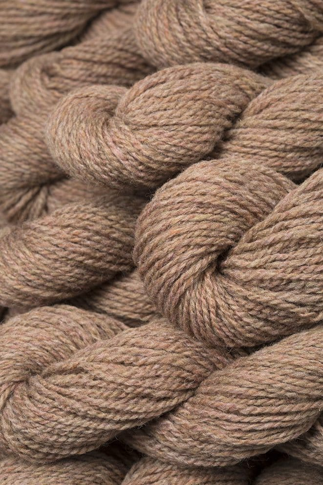 Alice Starmore Hebridean 2 Ply pure new British wool hand knitting Yarn in Fulmar colour