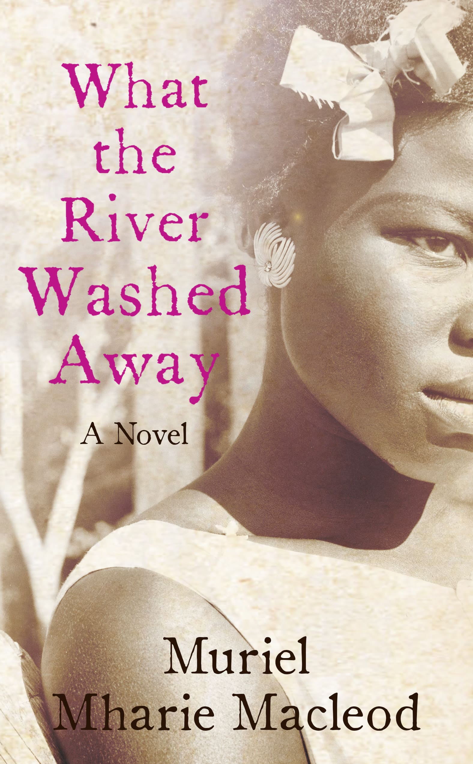What the River Washed Away by Muriel Macleod