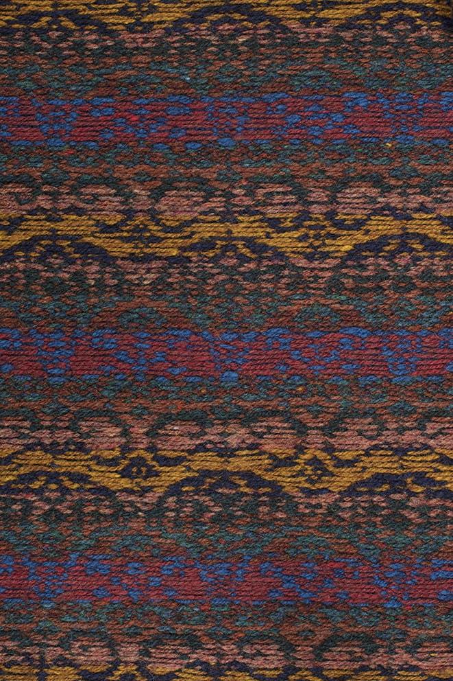 Glenesk patterncard knitwear design by Jade Starmore in pure wool Hebridean 2 Ply hand knitting yarn