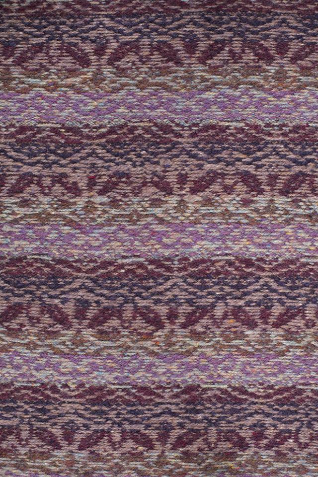 Zauberflote patterncard knitwear design by Jade Starmore in pure wool Hebridean 2 Ply hand knitting yarn