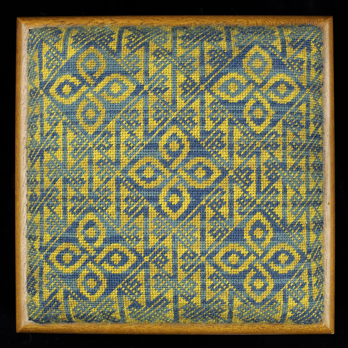 Needlepoint design from the book Celtic Needlepoint by Alice Starmore