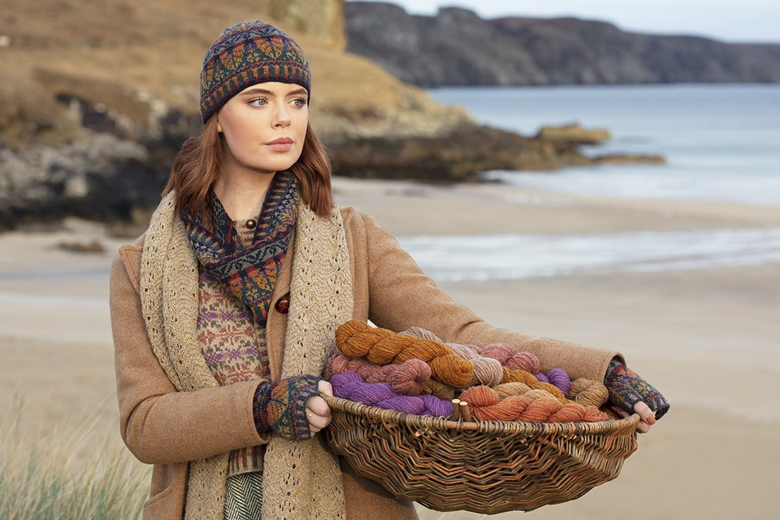 Alice Starmore Hand Knitting Yarns & Designs