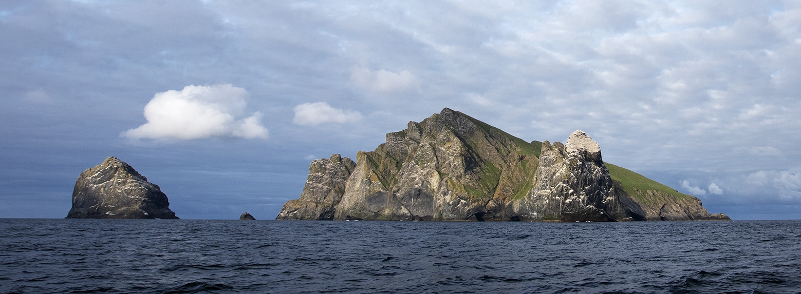 Stacks Of St Kilda
