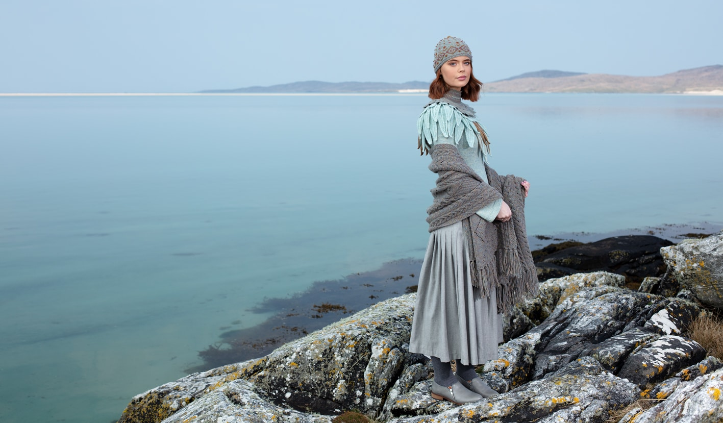 Alice Starmore Scottish Hand Knittwear Yarns and Designs